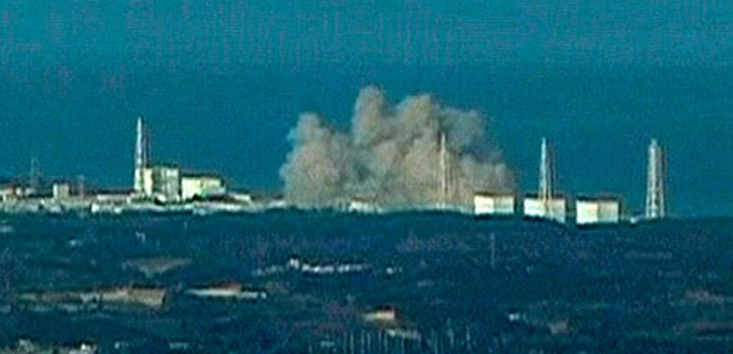 Nuklearkatastrophe von Fukushima