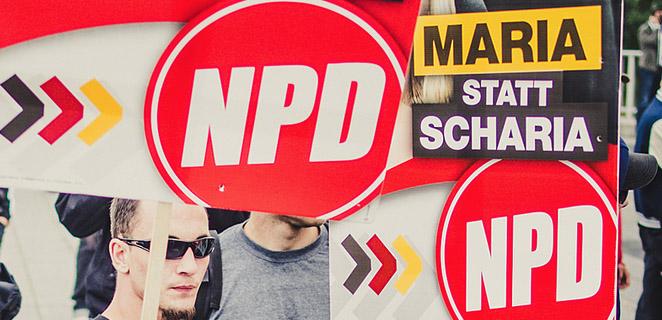 Interne E-Mails der NPD: Not, Peinlichkeiten, DVU-Ärger