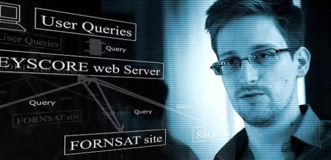 Edward Snowden enthüllt die NSA-Affäre